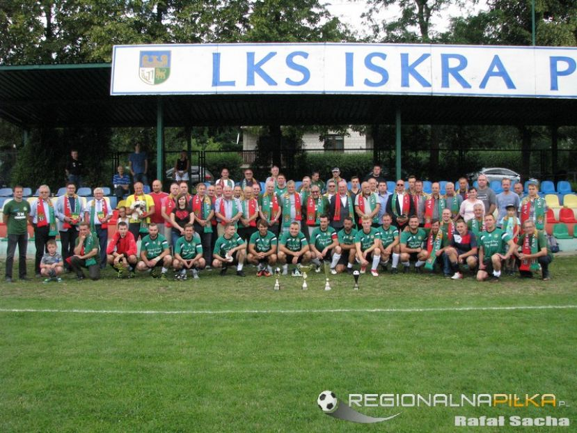 AS SOS: 70-lecie Iskry Psary